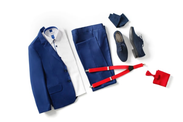 Boys Suit Set Standar